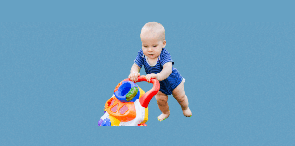 11 Best Walking Toys for One Year Olds