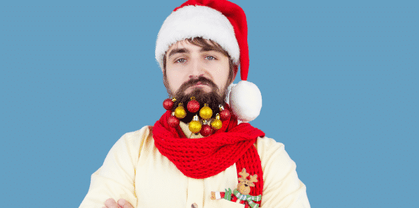 Best Beard Lights For The Holidays