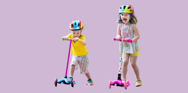 The 7 Best Scooters for Toddlers Who Like to Rock n Roll!