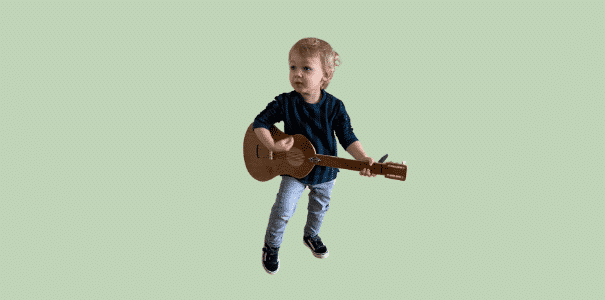 7 Best Guitars for Toddlers – [Two & Three Year Olds]